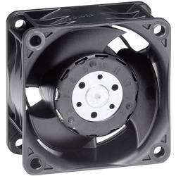 Aksial ventilator 12 V/DC 70 m³/h (L x B x H) 60 x 60 x 32 mm EBM Papst 612 J/2H