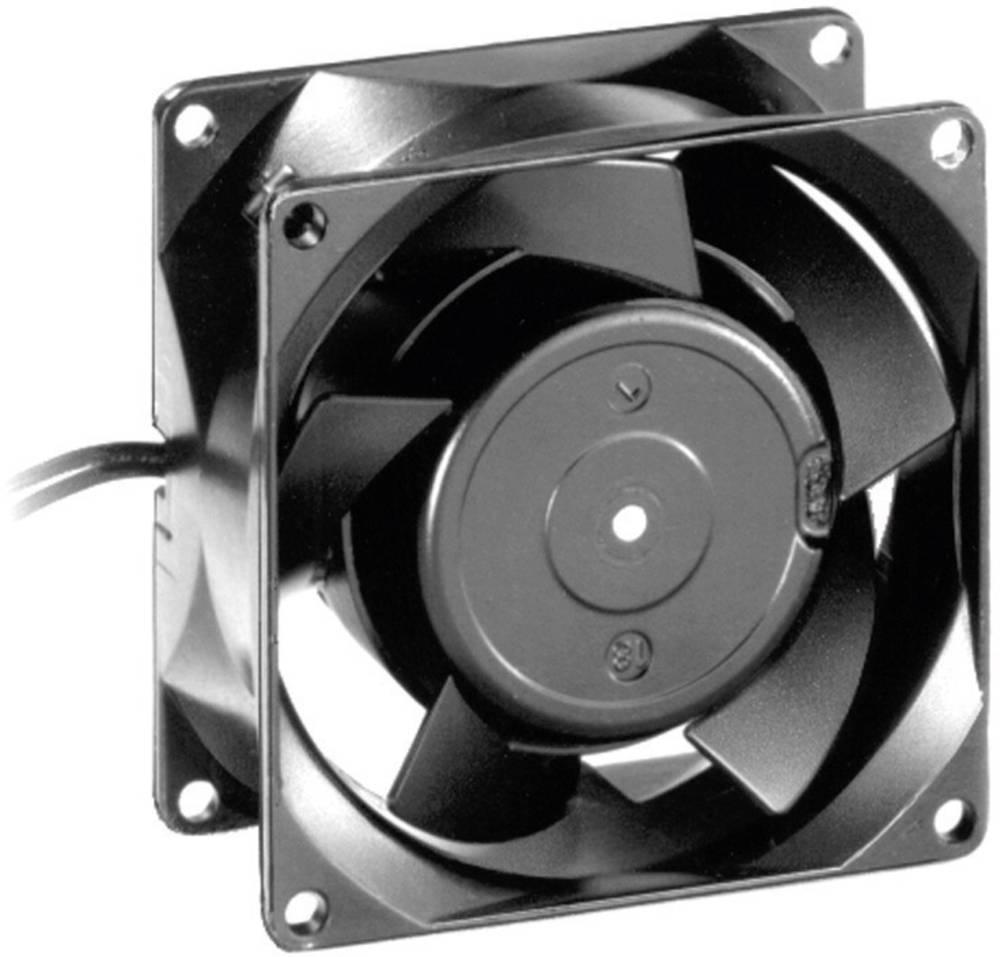 Aksial ventilator 230 V/AC 30 m³/h (L x B x H) 80 x 80 x 38 mm EBM Papst 8880 N