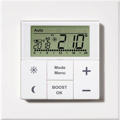 MAX! Wireless climate control kit Cube Home