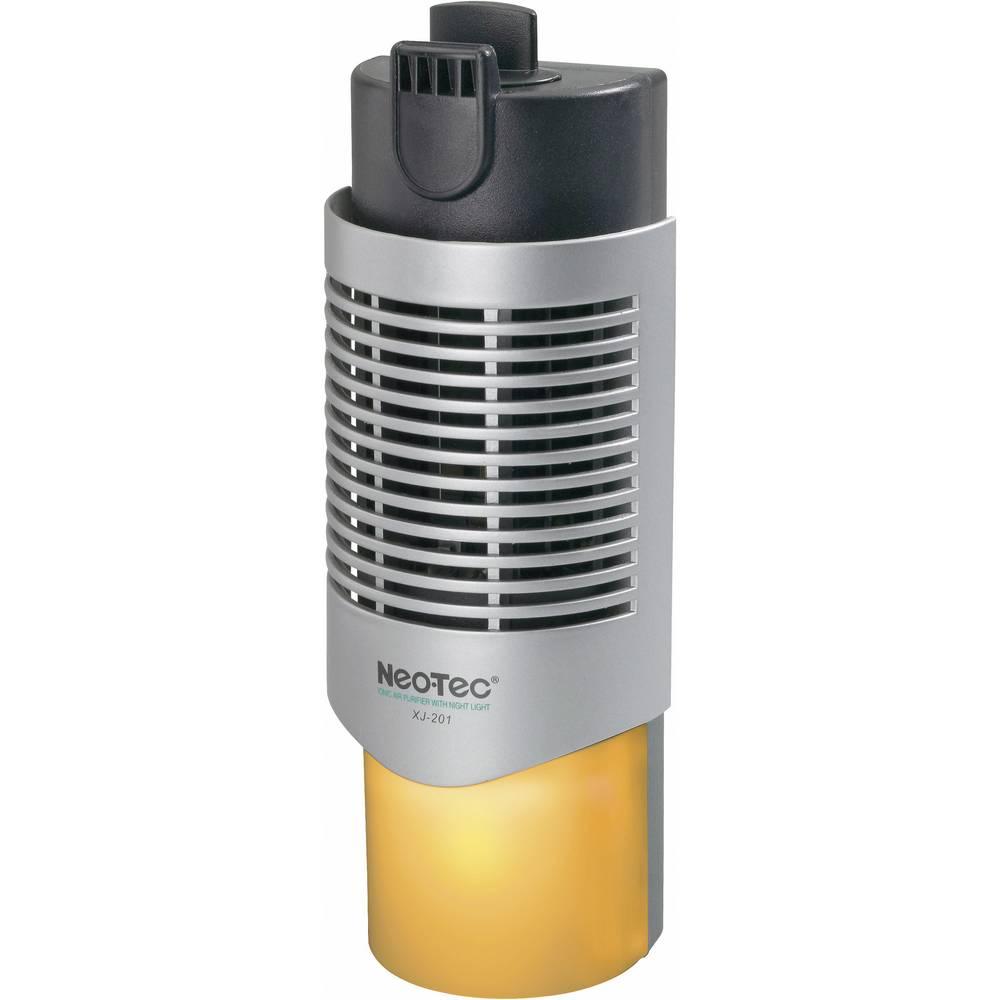 Ionizator sa svjetlom 20 m2 3 W crni, srebrni Conrad XJ-201