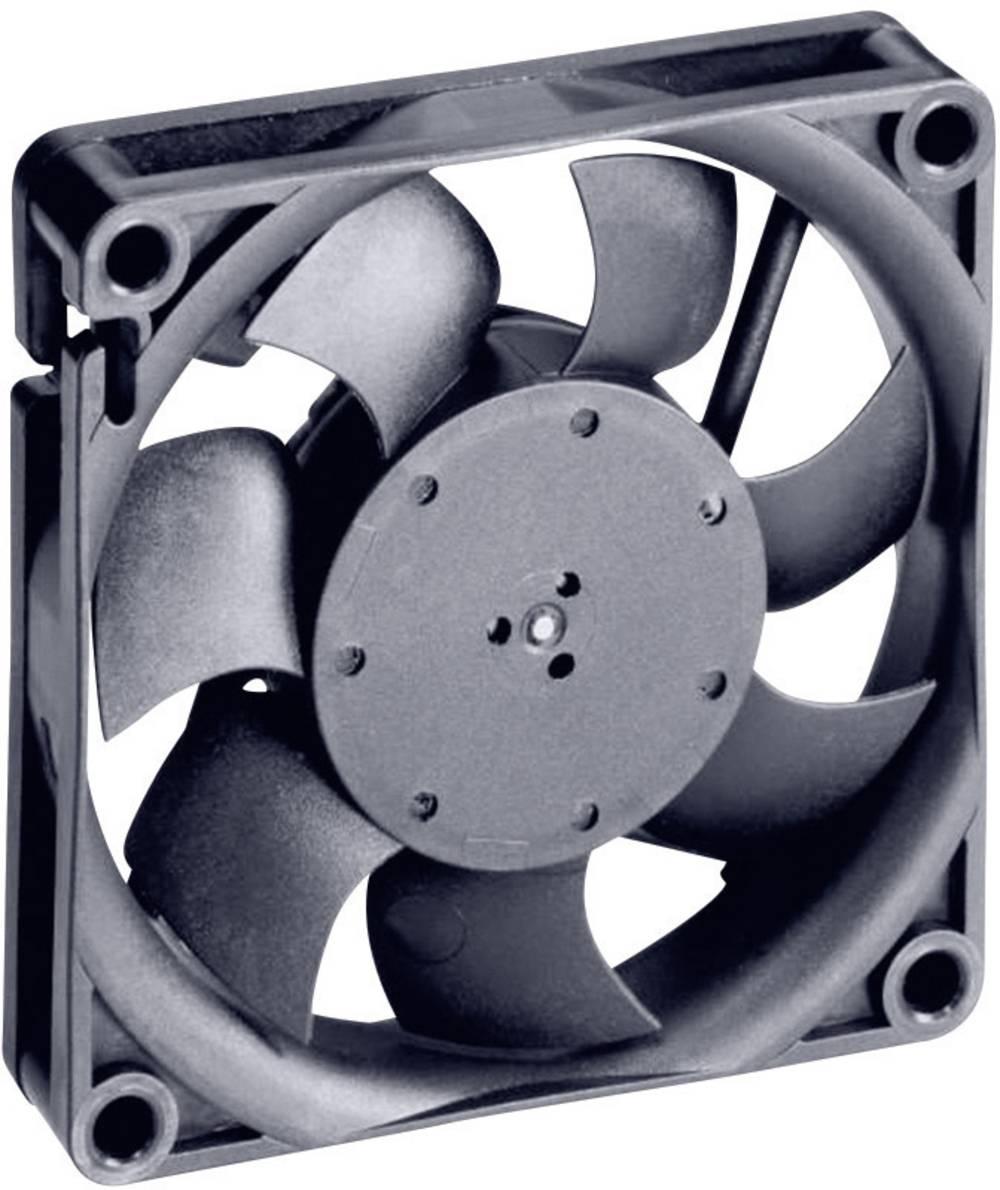 Aksialni ventilator 12 V/DC 43 m/h (D x Š x V) 70 x 70 x 15 mm EBM Papst 712 F