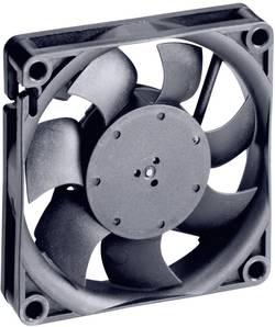 Aksial ventilator 12 V/DC 43 m³/h (L x B x H) 70 x 70 x 15 mm EBM Papst 712 F