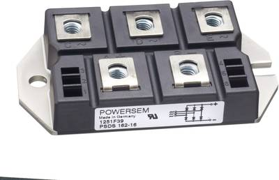 Diode bridge POWERSEM PSBS 192-18 Figure 22 1800 V