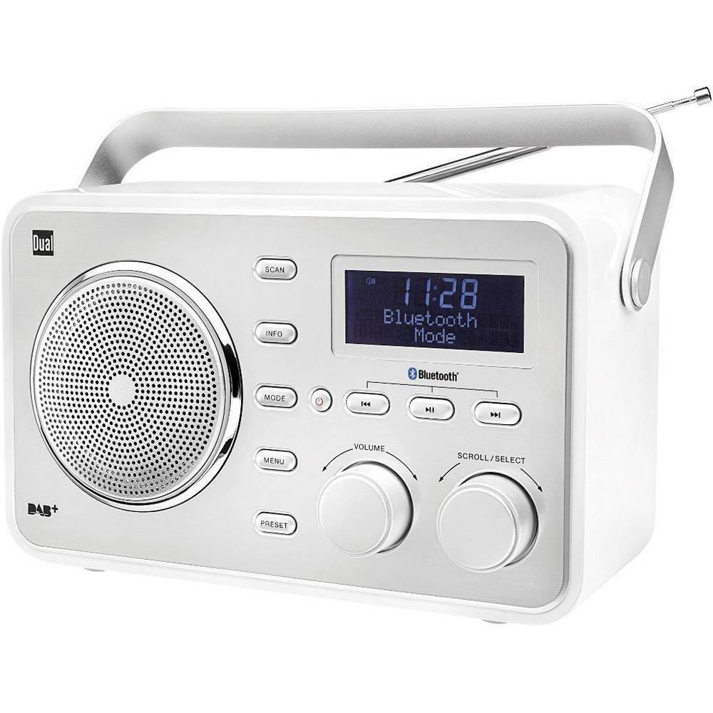 Dual Dab 31 Digitalradio Bathroom Radio