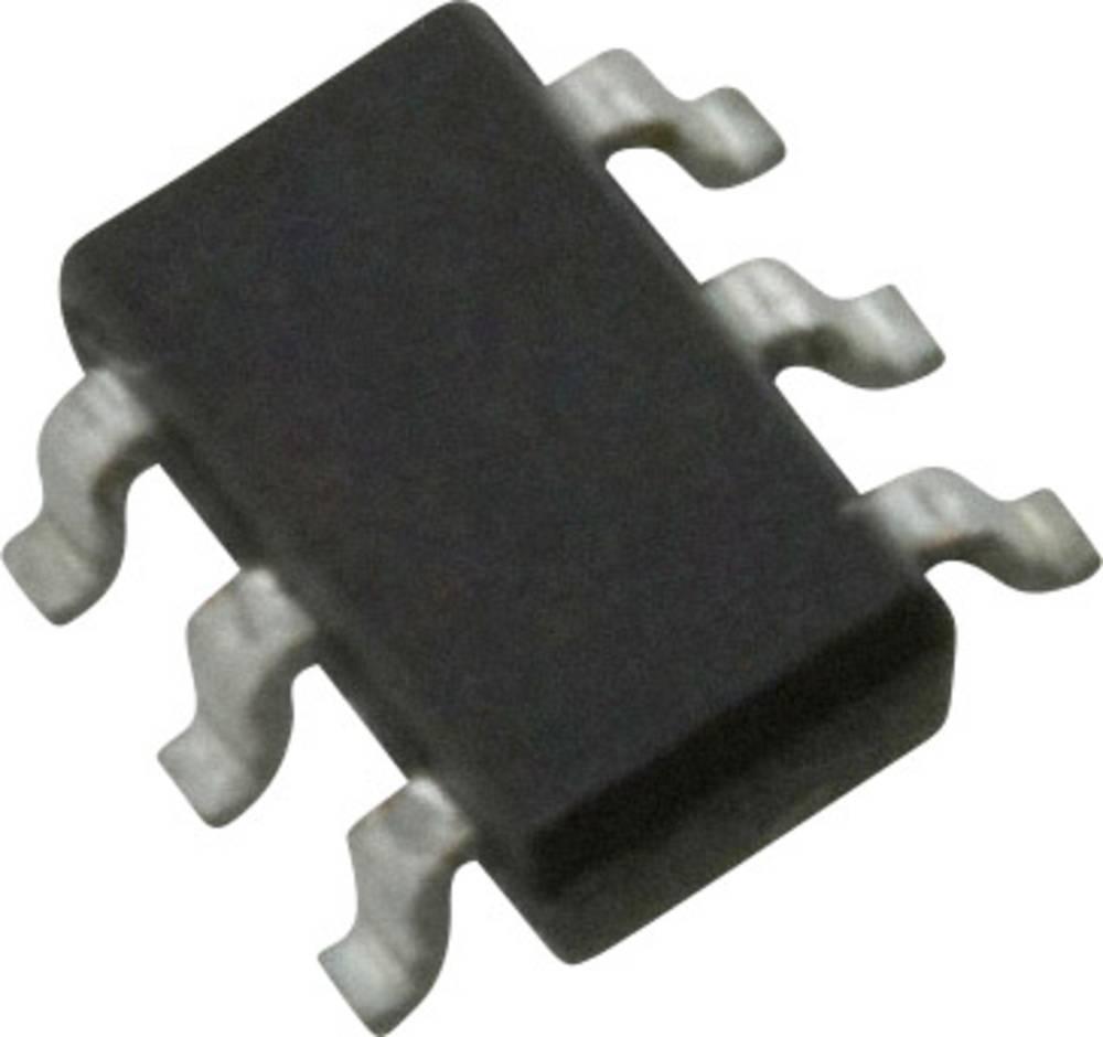 Tranzistor NXP Semiconductors PBLS2001D,115 vrsta kućišta TSOP-6