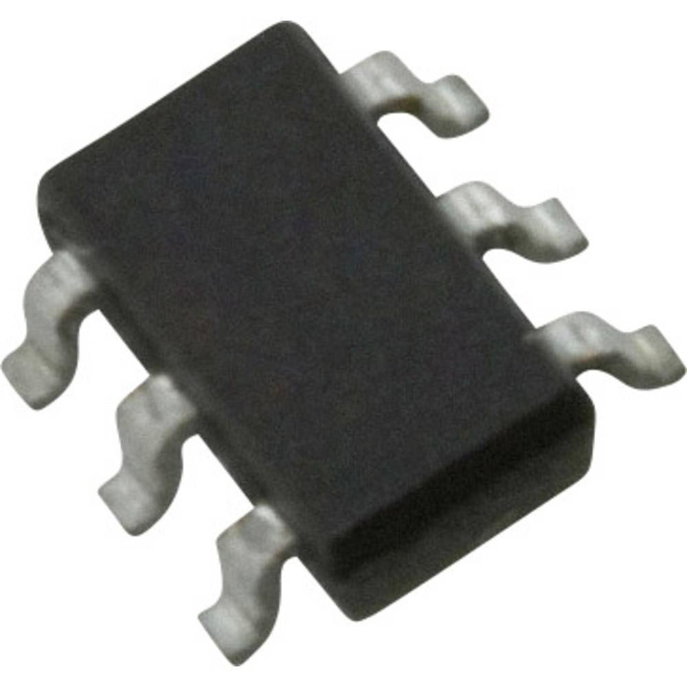 Supresor dioda NXP Semiconductors PESD12VS5UD,115 vrsta kućišta TSOP-6