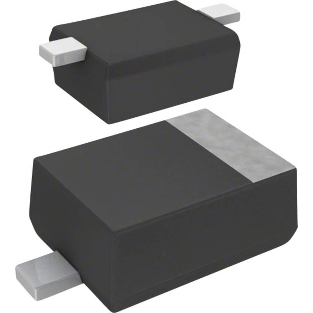 Schottky dioda Panasonic DB2J41100L SOD-323F 40 V 1 A
