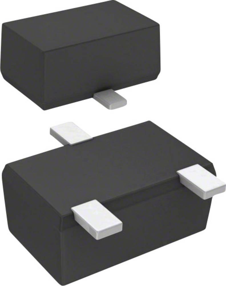 Tranzistor (BJT) - discrete Panasonic DSA500100L SMini3-F2-B 1 PNP
