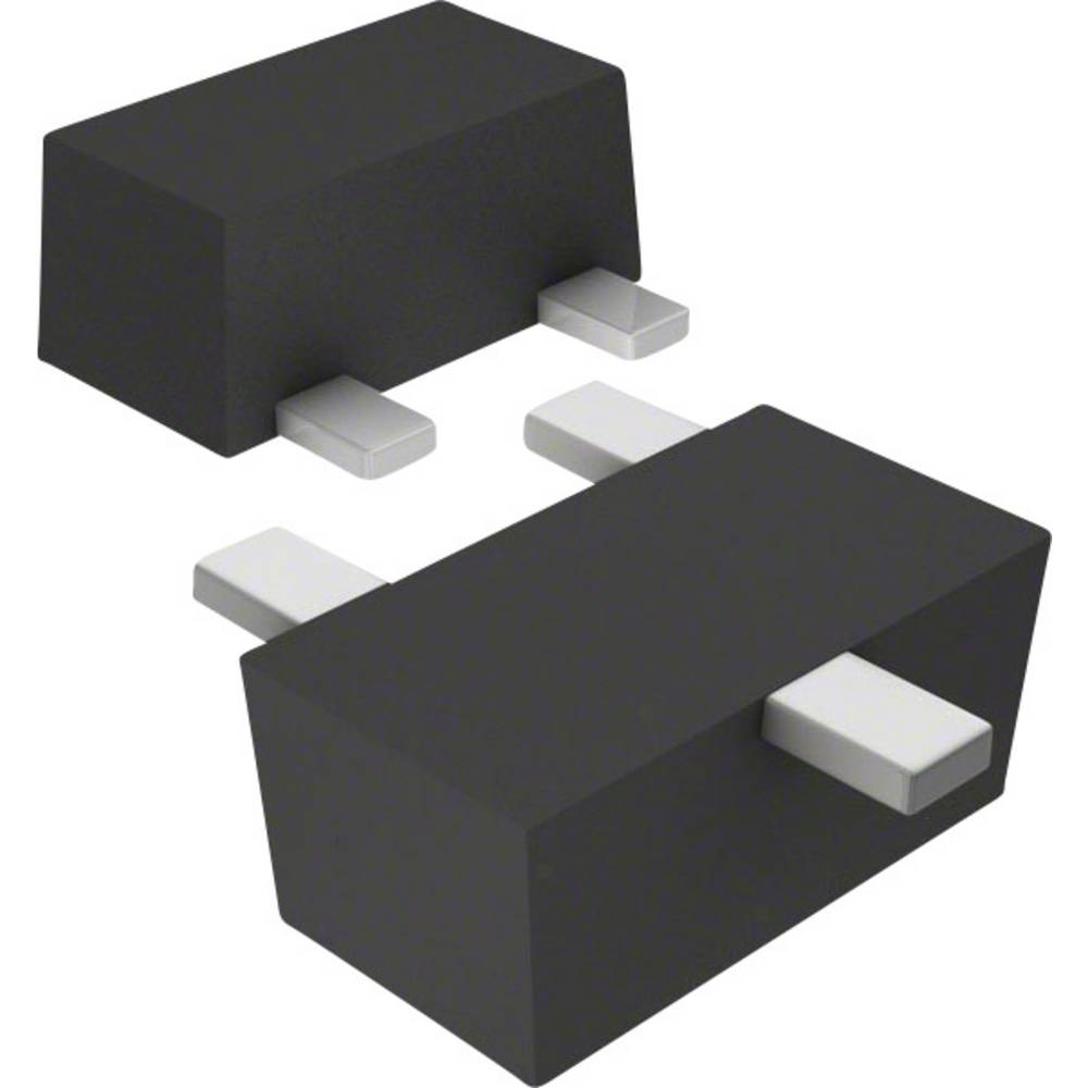Tranzistor (BJT) - discrete, prednapeti Panasonic DRA9143X0L SC-89 1 PNP