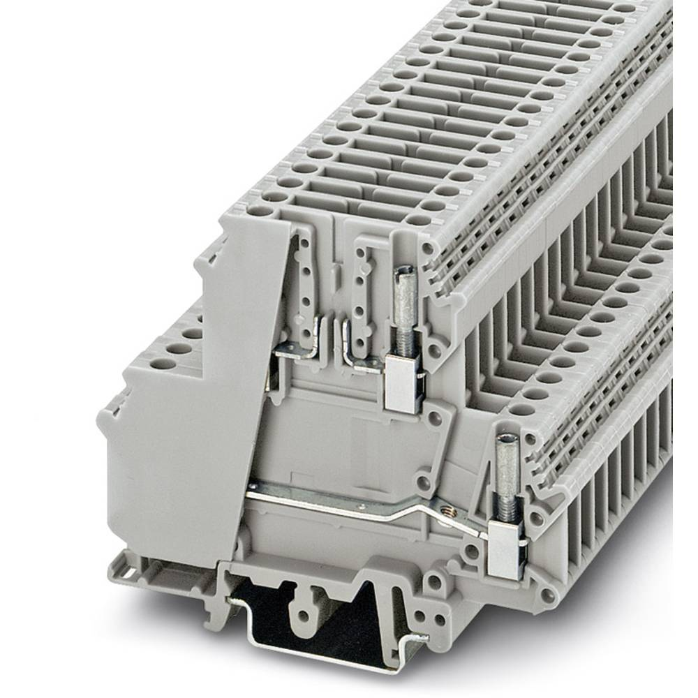 Industriel pakke gennem terminal UKK 5/32 BS: 1-64 NZ2165124 Phoenix Contact UKK 5/32 BS:1-64 NZ2165124 Grå 1 stk