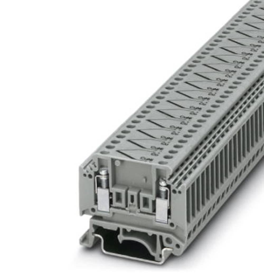 MTKD-E-CU / O CU EX - kniv afbryde terminal MTKD-E-CU/A-CU EX Phoenix Contact Indhold: 50 stk