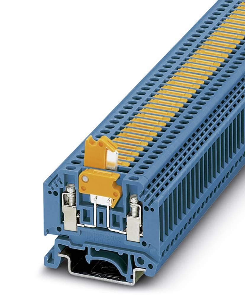 Ark / modulopbyggede afbryde terminal MTK BU Phoenix Contact MTK BU Blå 50 stk
