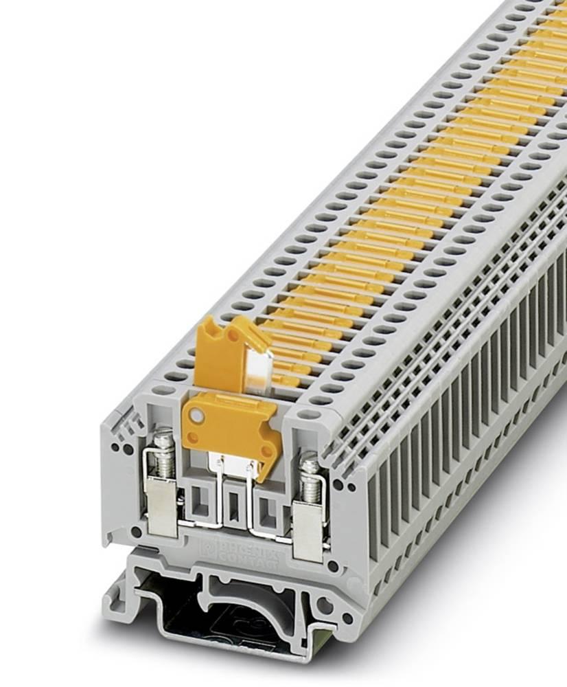 Ark / modulopbygget afbryde terminal MTK med lås Phoenix Contact MTK MIT SPERRE Grå 50 stk