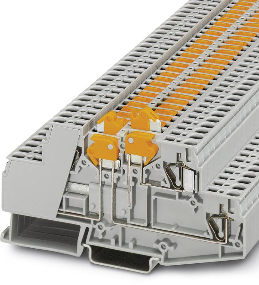 Ark / modulære afbryde terminal ZDMTK 2,5 BU Phoenix Contact ZDMTK 2,5 BU Blå 50 stk