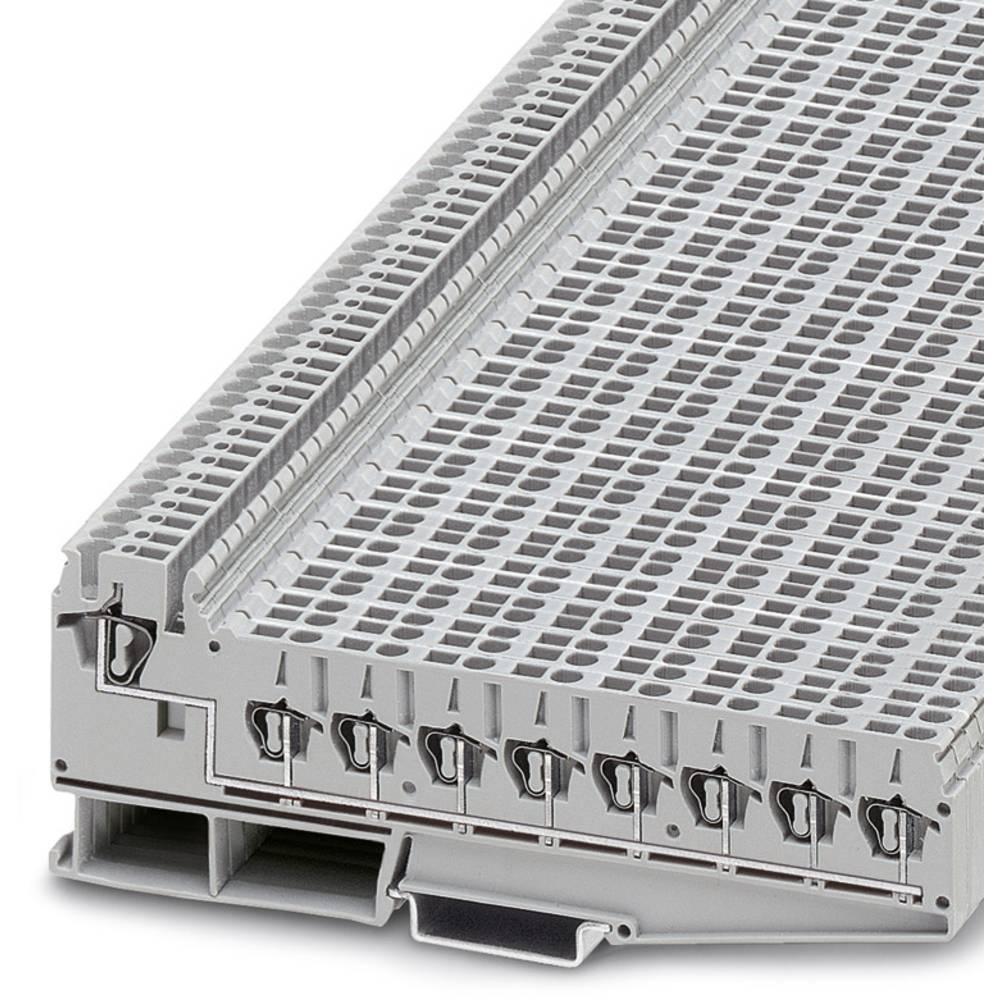 Potentiel distributør ZPV 1,5 / 2,5 (8/1) Phoenix Contact ZPV 1,5/2,5 (8/1) Grå 50 stk