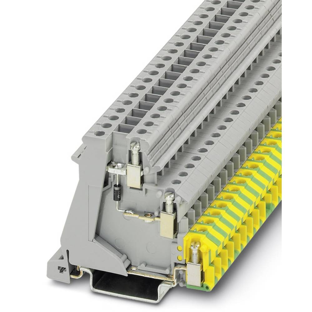 Initiativtager / aktuator terminal DOK 1,5-DIO-M-O Phoenix Contact DOK 1,5-DIO-M-O Grå 50 stk