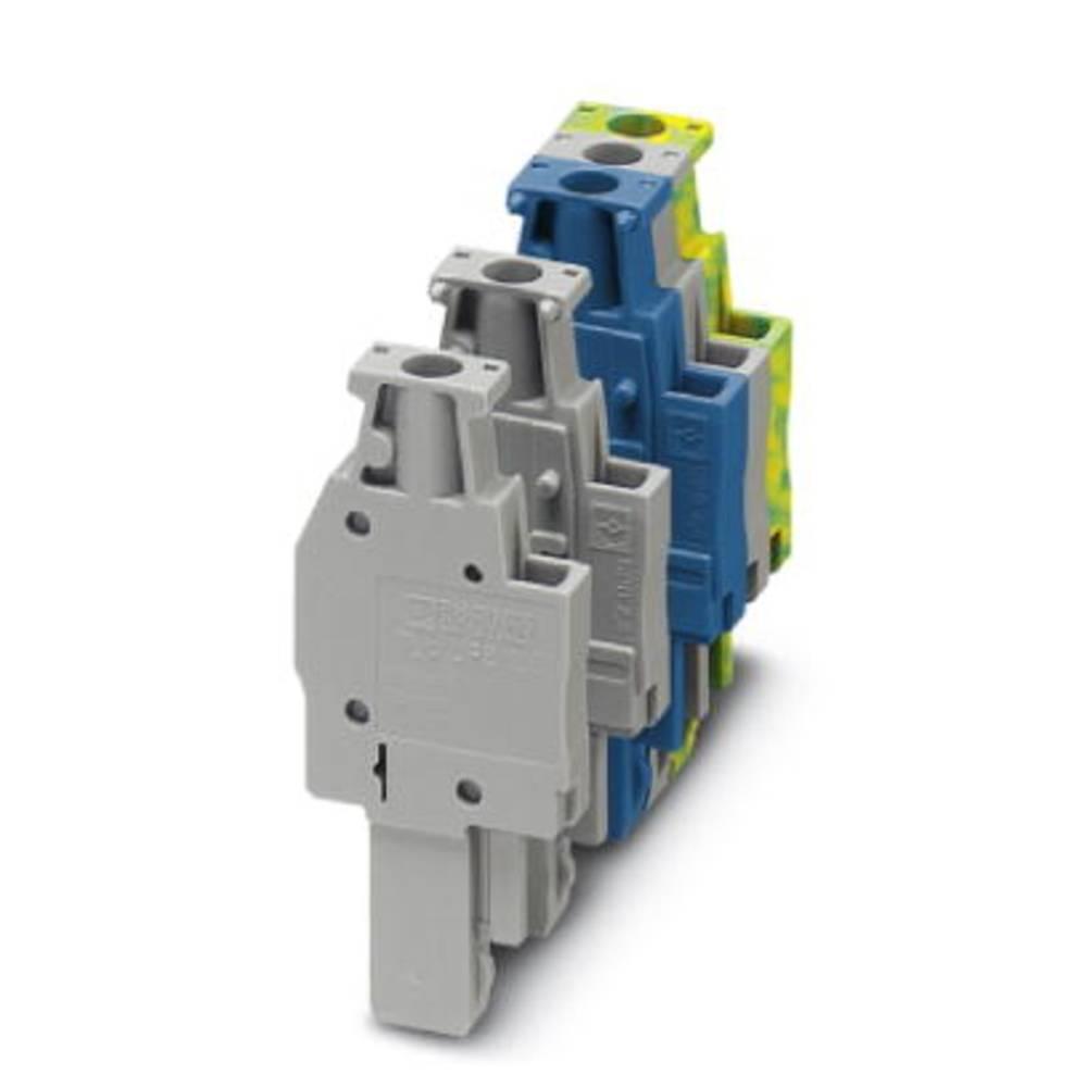 Plug UPBV 2,5 / 1-L BU Phoenix Contact UPBV 2,5/ 1-L BU Blå 50 stk