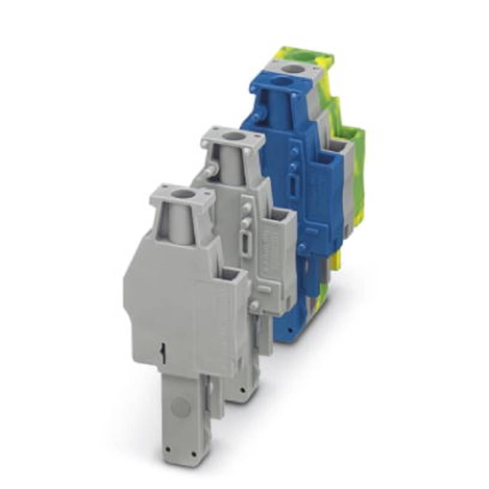 Plug UPBV 4/1 L-BU Phoenix Contact UPBV 4/ 1-L BU Blå 50 stk