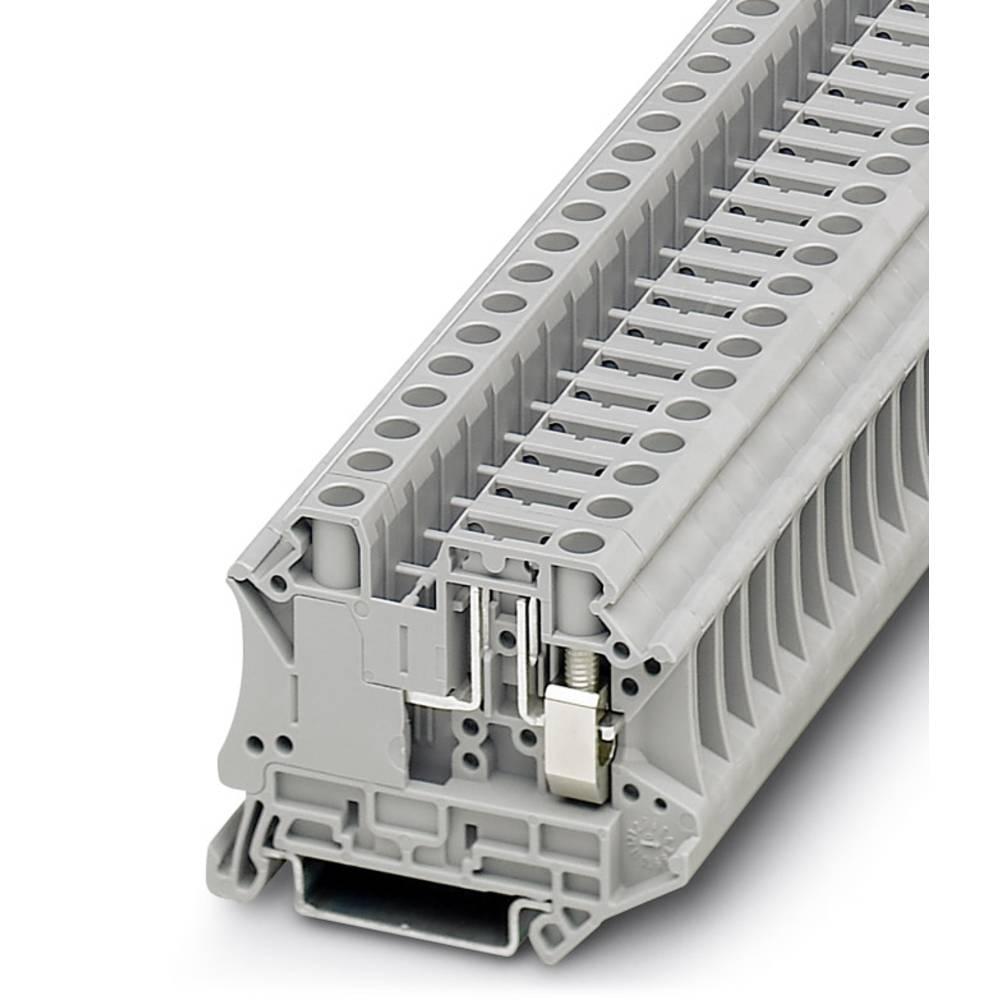 Ark / modulære afbryde terminal UT 6-TG Phoenix Contact UT 6-TG Grå 50 stk