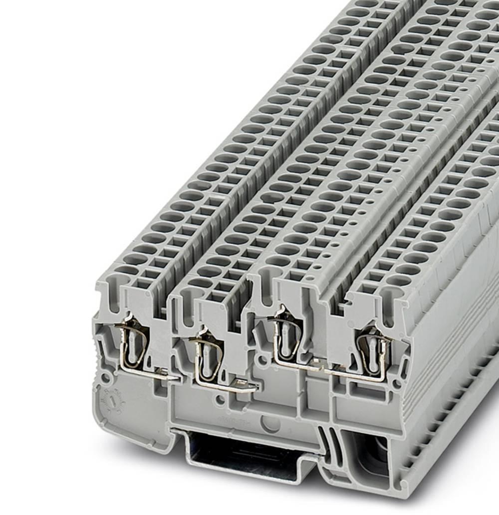 Initiator / aktuator terminal STIO 2.5 / 3-2b / L Phoenix Contact STIO 2,5/3-2B/L Grå 50 stk