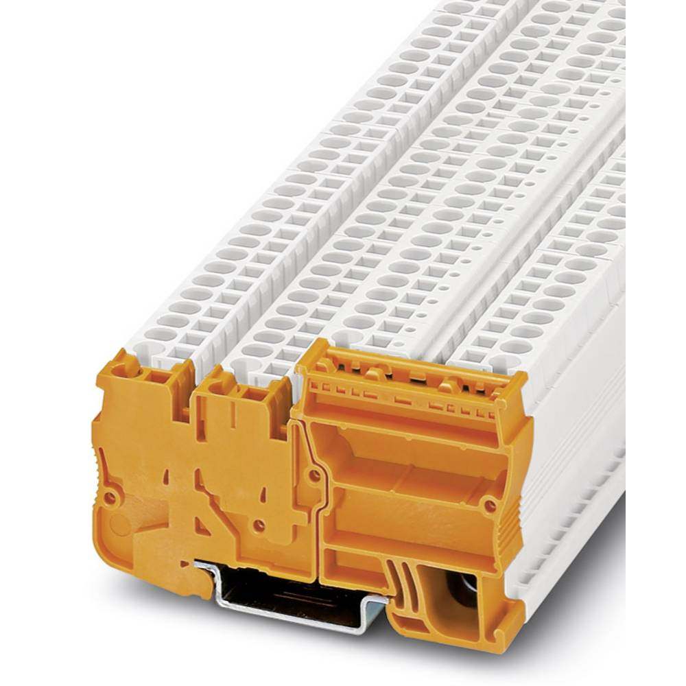 Power terminal block STIO-IN 2,5/3 OG Phoenix Contact STIO-IN 2,5/3 OG Orange 25 stk