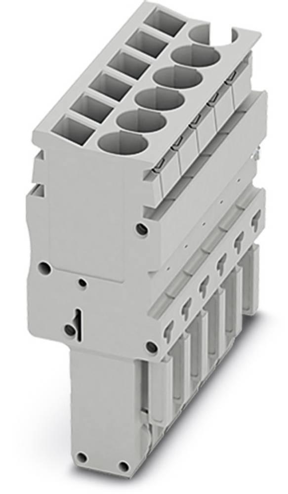 Plug SP-H 2,5 / 4 Phoenix Contact SP-H 2,5/ 4 Grå 50 stk