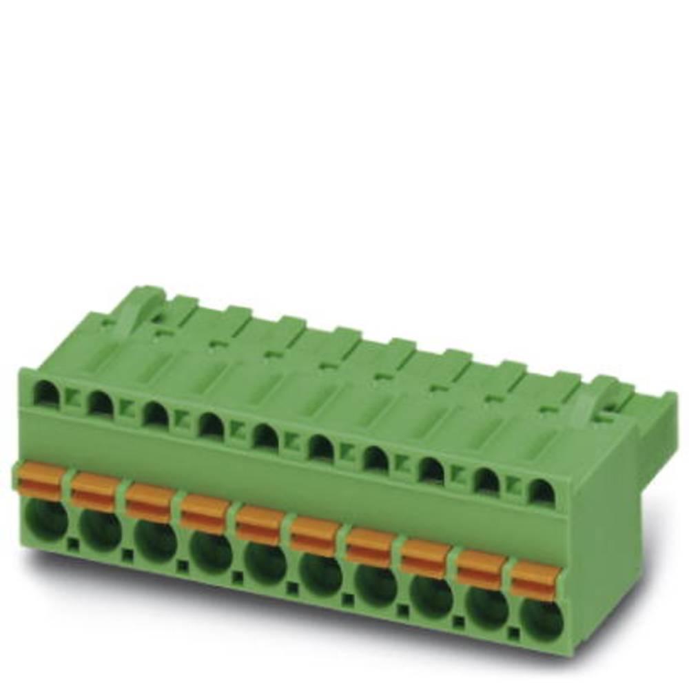 Tilslutningskabinet-kabel FKCT Samlet antal poler 20 Phoenix Contact 1902291 Rastermål: 5.08 mm 50 stk