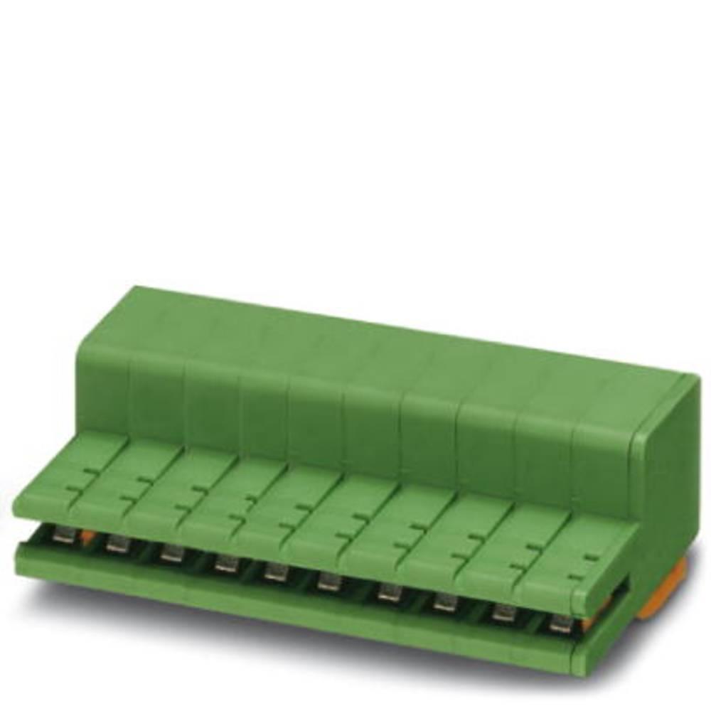 Stiftkabinet-kabel ZEC Samlet antal poler 10 Phoenix Contact 1883129 Rastermål: 5 mm 50 stk