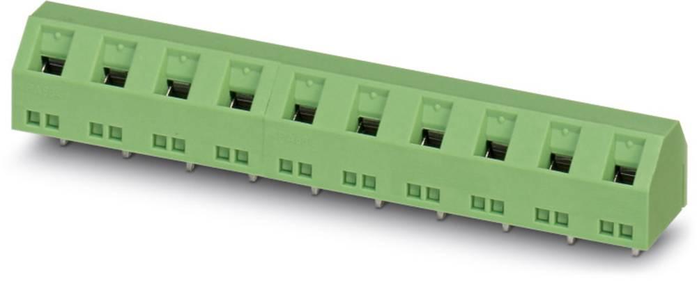 Skrueklemmeblok Phoenix Contact GSMKDSN 1,5/ 2-7,62 1.50 mm² Poltal 2 Grøn 50 stk