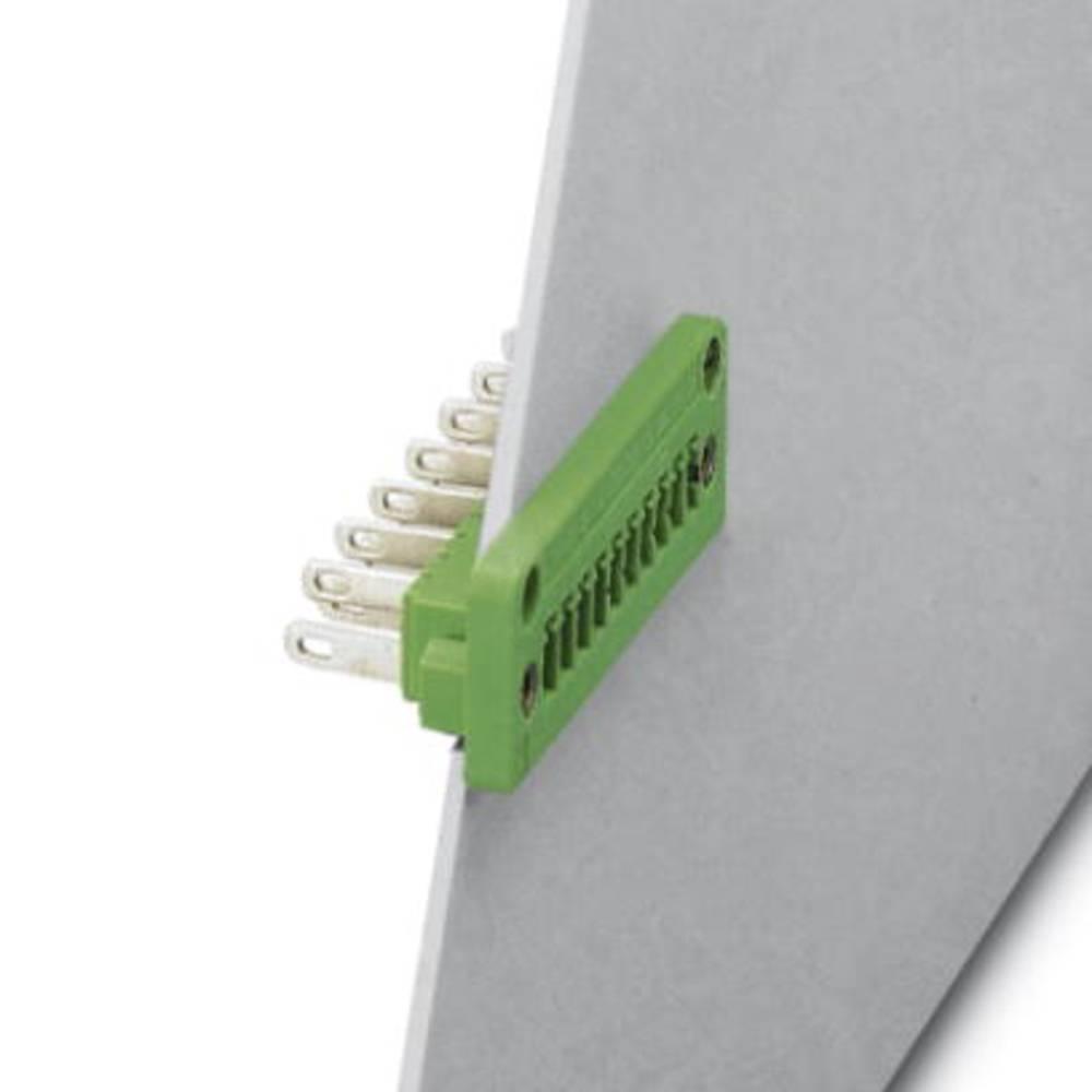 Skrueklemmeblok Phoenix Contact STB 3/3-ST-5,08 2.50 mm² Poltal 3 Grøn 50 stk