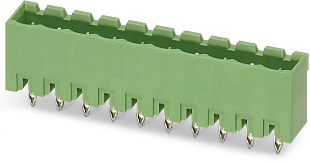 Pinsko ohišje za tiskano vezje EMSTBVA Phoenix Contact 1859535 raster: 5.08 mm 50 kosov