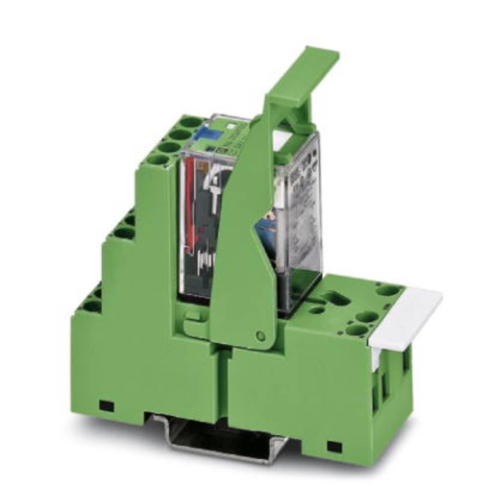 Relækomponent 5 stk Phoenix Contact PR2-RSC3-LV-230AC/2X21 Nominel spænding: 230 V/AC Brydestrøm (max.): 10 A 2 x omskifter