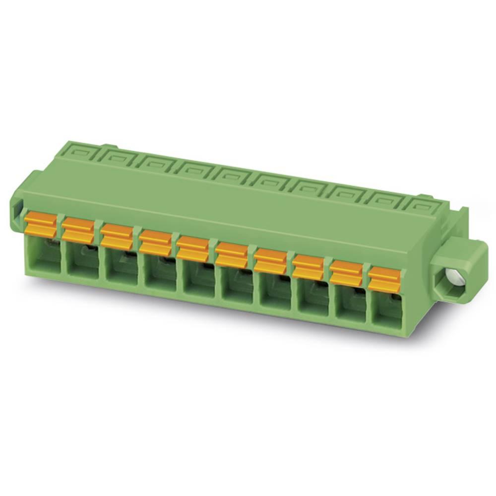 Tilslutningskabinet-kabel FKCN Samlet antal poler 2 Phoenix Contact 1732962 Rastermål: 5 mm 50 stk