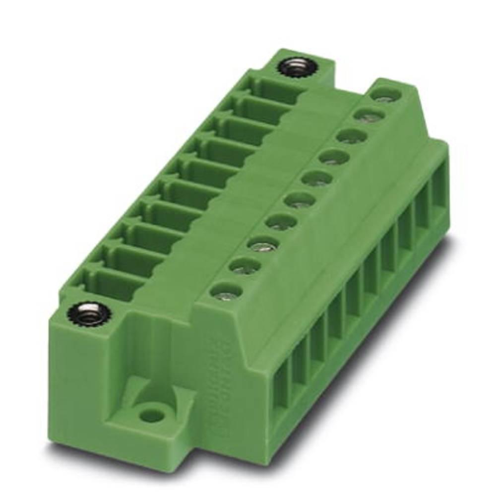 Stiftkabinet-kabel MCVU Samlet antal poler 5 Phoenix Contact 1833056 Rastermål: 3.81 mm 50 stk