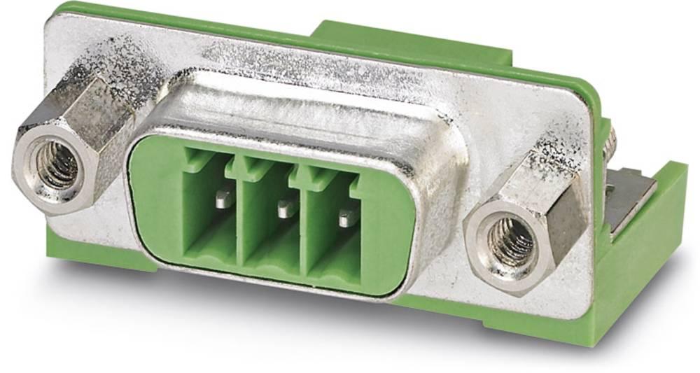 Stiftkabinet-kabel PSC Samlet antal poler 3 Phoenix Contact 1841857 Rastermål: 3.50 mm 50 stk
