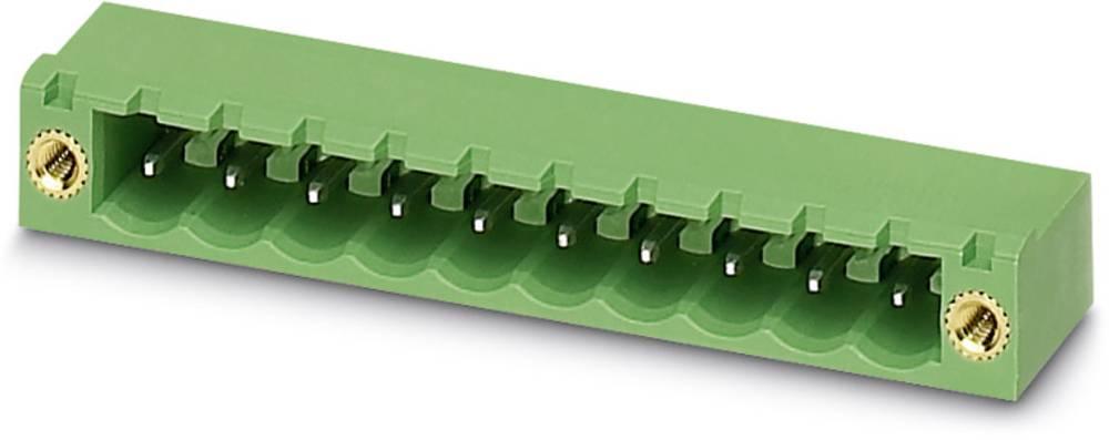 Pinsko ohišje za tiskano vezje MSTB Phoenix Contact 1776605 raster: 5.08 mm 50 kosov