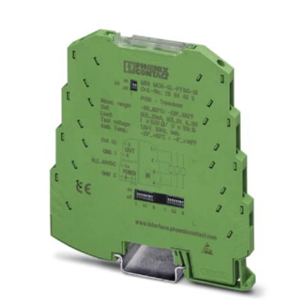 MINI MCR-SL-PT100-UI-SP-NC - uporovni termometrski-pretvornik Phoenix Contact MINI MCR-SL-PT100-UI-SP-NC kataloška številka 2864