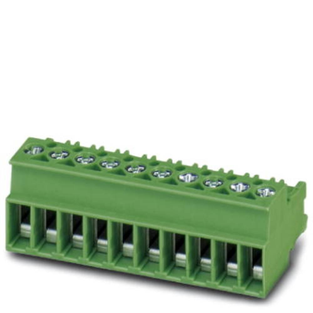 Tilslutningskabinet-kabel MC Samlet antal poler 5 Phoenix Contact 1704492 Rastermål: 3.81 mm 50 stk