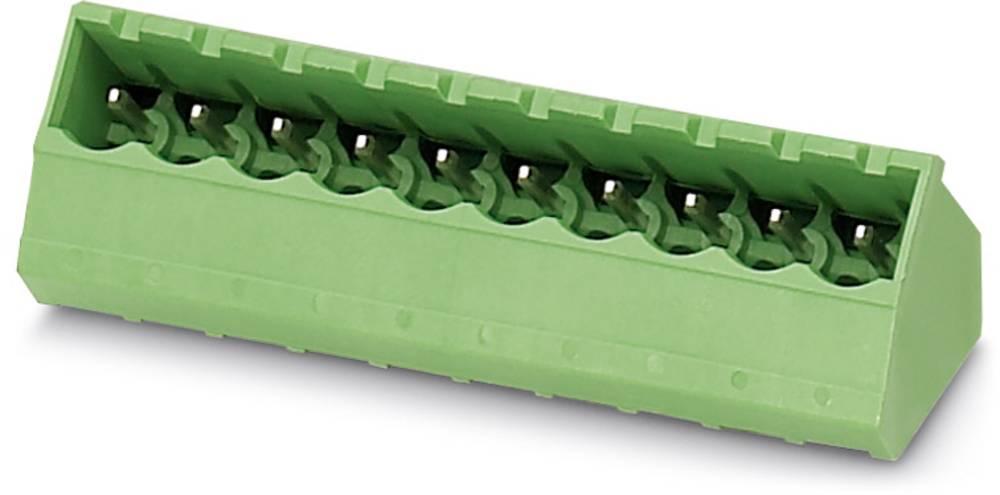 Pinsko ohišje za tiskano vezje MSTBVA Phoenix Contact 1765182 raster: 5.08 mm 50 kosov