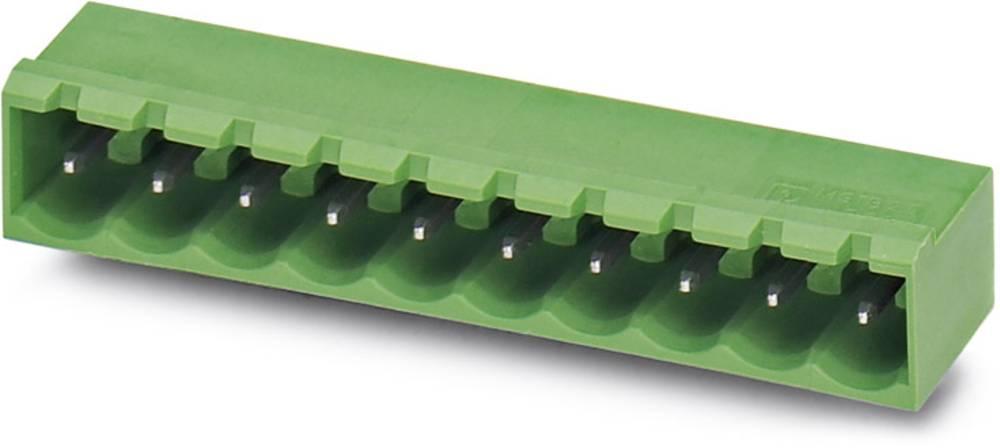 Pinsko ohišje za tiskano vezje MSTBA Phoenix Contact 1757378 raster: 5.08 mm 50 kosov
