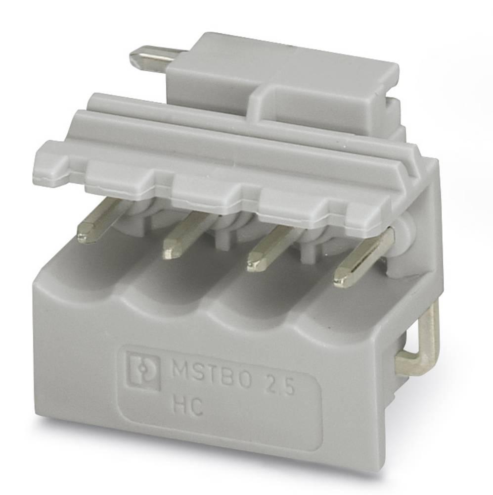 Pinsko ohišje za tiskano vezje MSTBO Phoenix Contact 2854555 raster: 5 mm 50 kosov