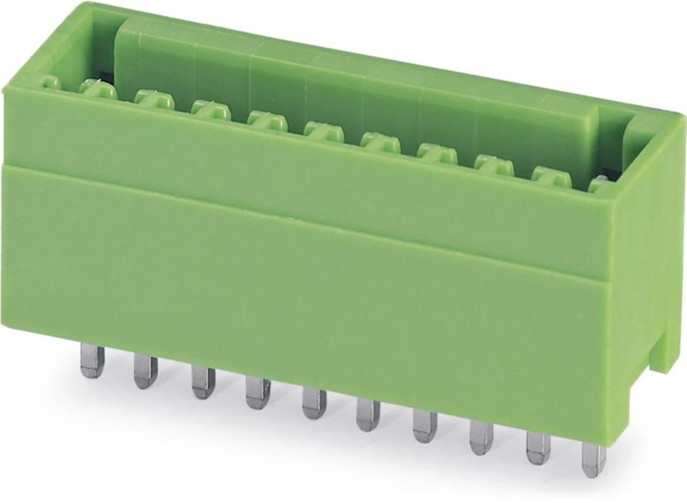Pinsko ohišje za tiskano vezje MCV Phoenix Contact 1881590 raster: 2.50 mm 50 kosov