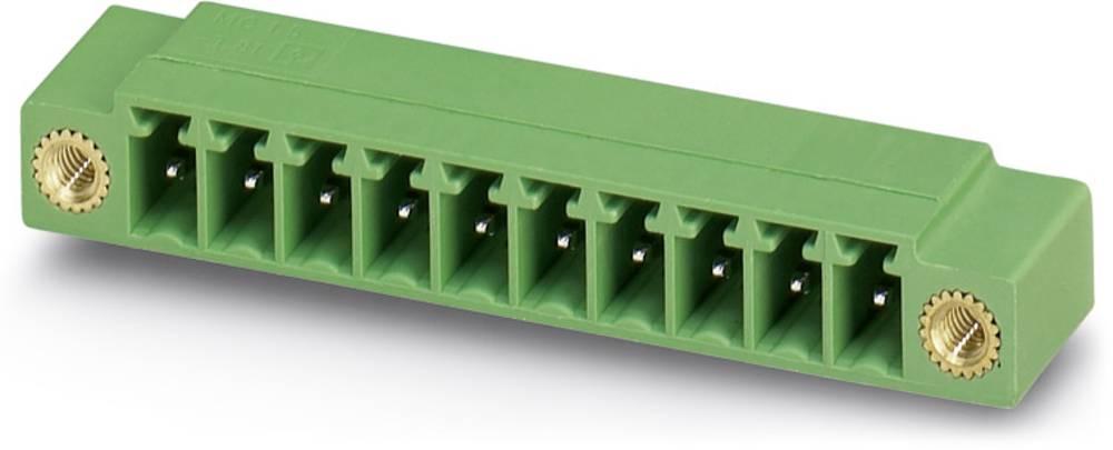 Pinsko ohišje za tiskano vezje MC Phoenix Contact 1827868 raster: 3.81 mm 250 kosov