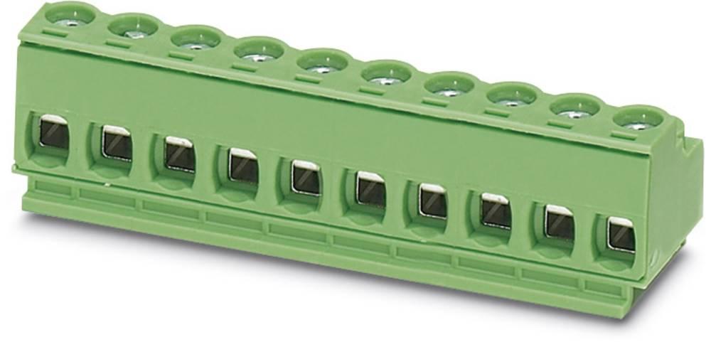 Tilslutningskabinet-kabel PT Samlet antal poler 5 Phoenix Contact 1755761 Rastermål: 5 mm 100 stk