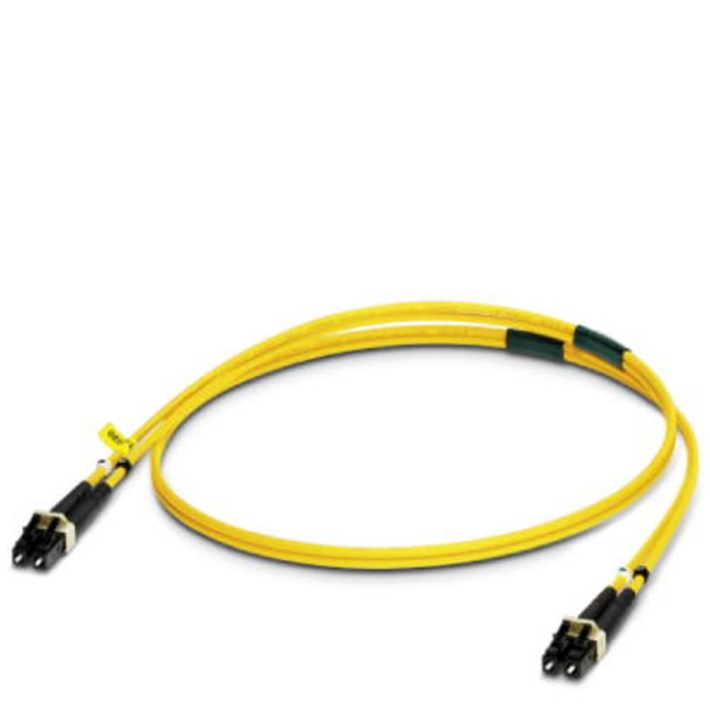 Optični priključni kabel [1x LC vtič - 1x LC vtič] 9/125µ Singlemode OS1 2 m Phoenix Contact