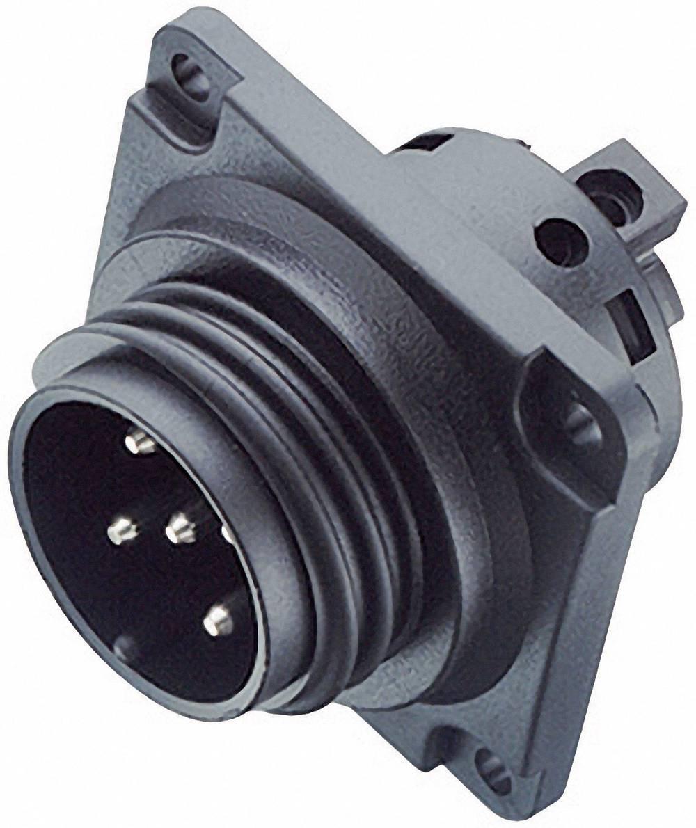Močnostni okrogli konektor Binder serije 694, 99-0739-00-24, nazivni tok: 3 A, poli: 24