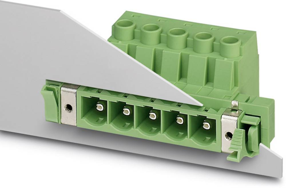 Skrueklemmeblok Phoenix Contact PT 1,5/ 2-PH-5,0 BD:3-4 2.50 mm² Poltal 2 Grøn 250 stk