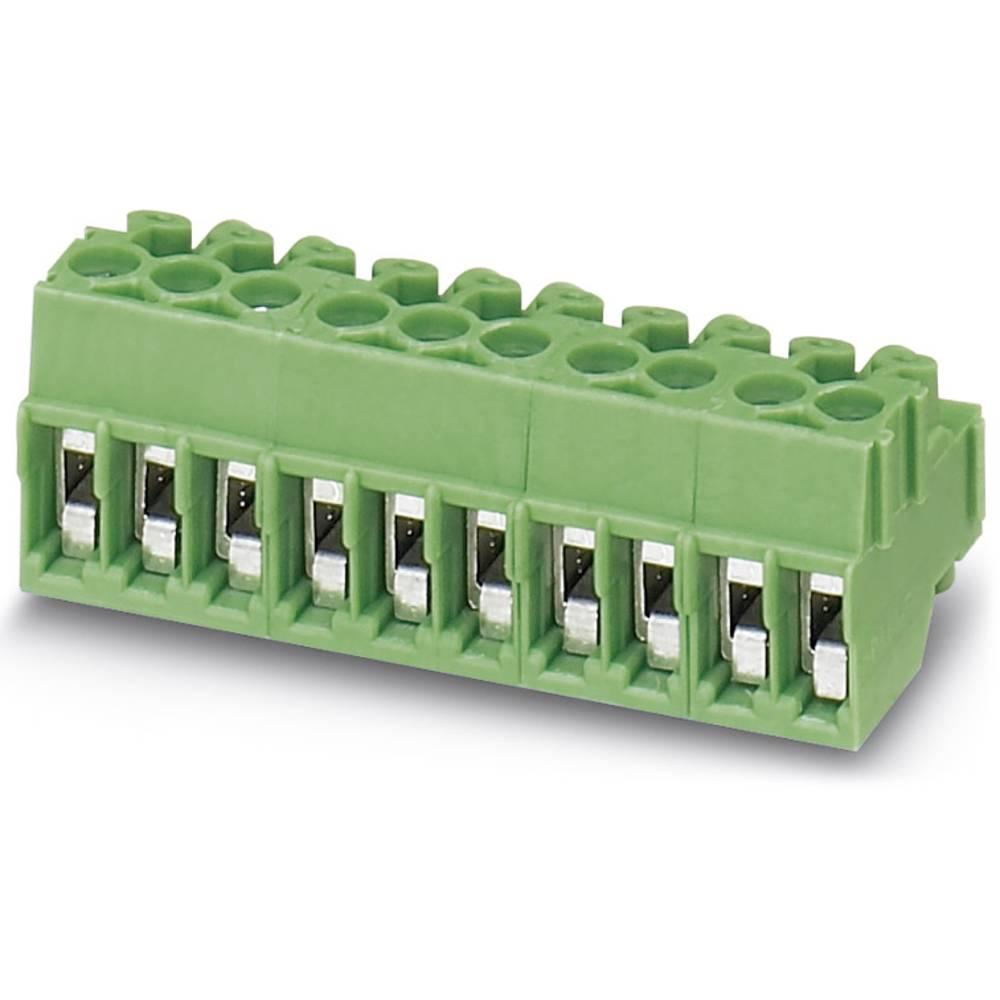 Tilslutningskabinet-kabel PT Samlet antal poler 10 Phoenix Contact 1984099 Rastermål: 3.50 mm 100 stk