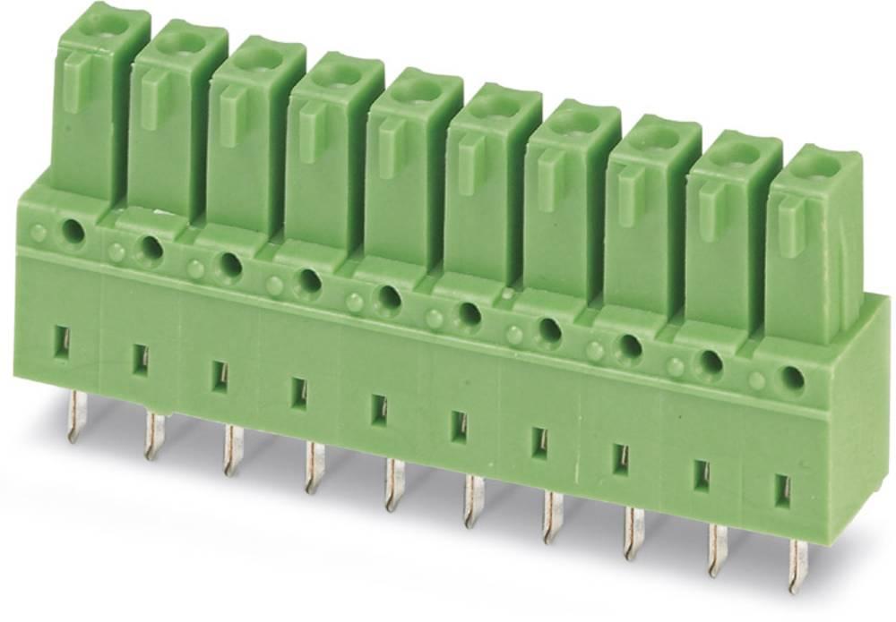 Tilslutningskabinet-printplade IMCV Samlet antal poler 2 Phoenix Contact 1875425 Rastermål: 3.81 mm 50 stk