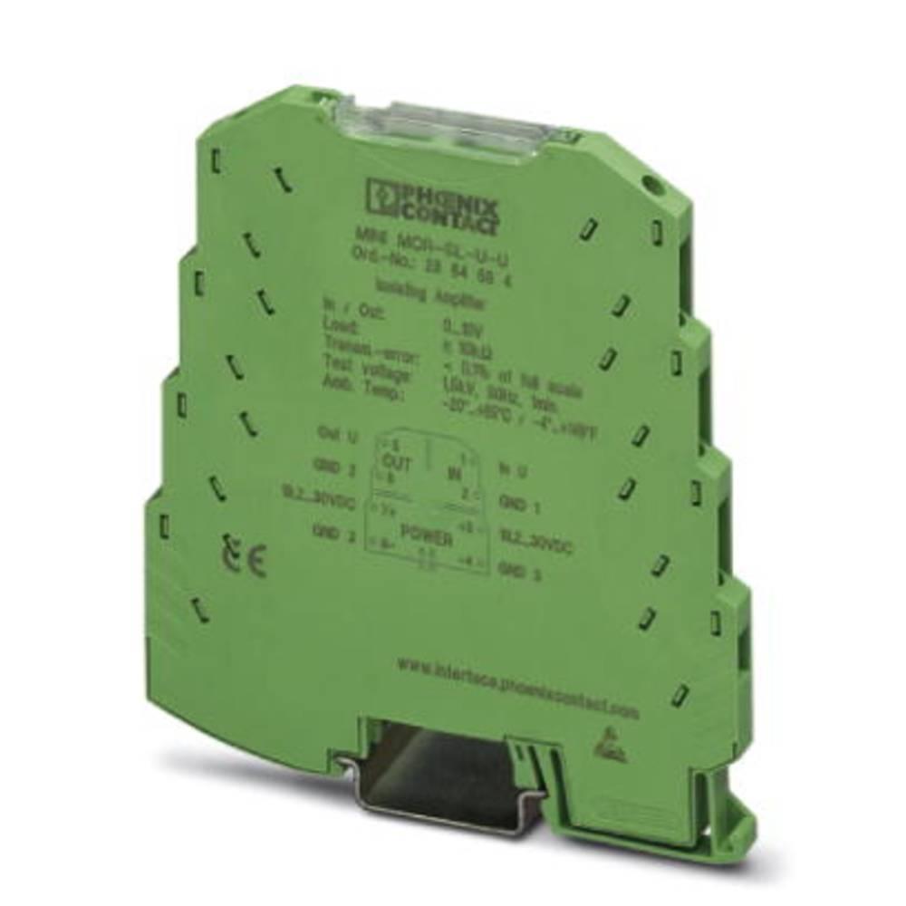 MINI MCR-SL-I-I-SP - razdelilni ojačevalnik Phoenix Contact MINI MCR-SL-I-I-SP kataloška številka 2864723 1 kos